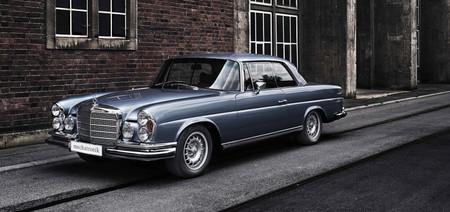 Restomods Mercedes