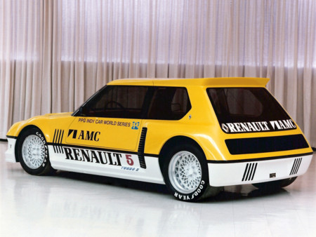 Renault 5 Turbo Ii Ppg Indy Pace Car 1