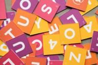 Imprime o crea tu propio Scrabble edición especial San Valentín