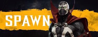 Spawn a través de los videojuegos: desde el infierno a la SNES y, de ahí, a Mortal Kombat 11