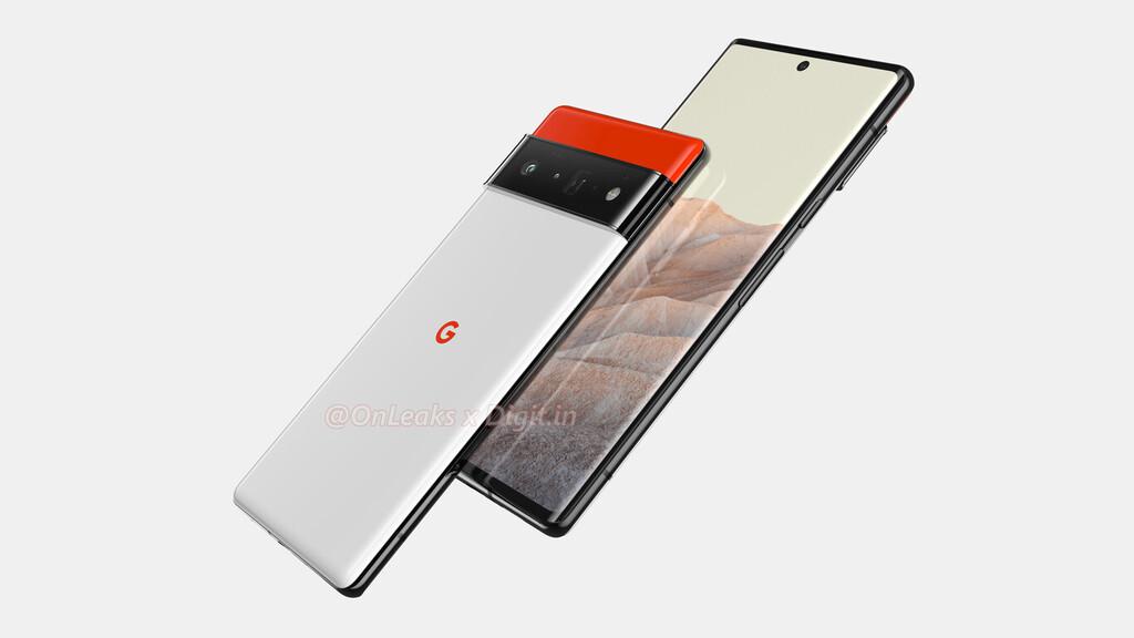 Los Google Pixel 6 se presentarán el 19 de octubre, según una nueva filtración