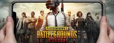 'PlayerUnknown's Battlegrounds'  para Android y iOS ya se puede descargar oficialmente en México gratis y sin registrarnos