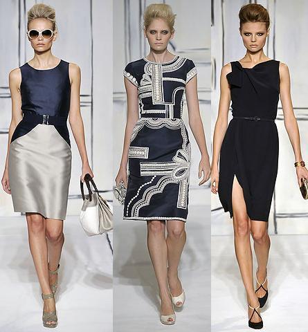 Semana Oscar La Renta Moda York De En Primavera Nueva E29WYDHI