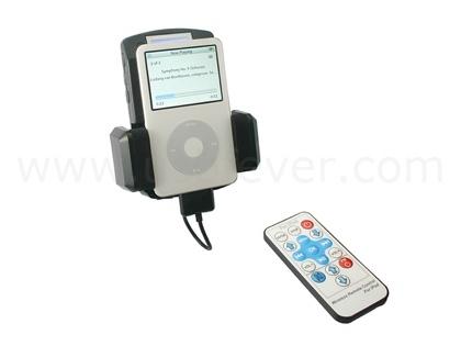 Accesorio 7 en 1 para usar el iPod en el coche