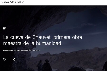 Window And The Chauvet Cave Humanity's First Masterpiece Chauvet Cave Unesco World Heritage Site Google Arts Culture