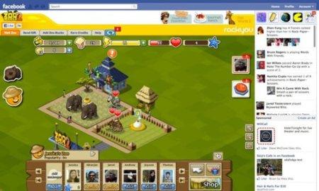 Facebook renueva su plataforma de juegos tras el anuncio de Google+