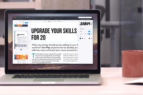 PDF Expert para macOS se actualiza, añade encabezados y pies de página en cualquier documento