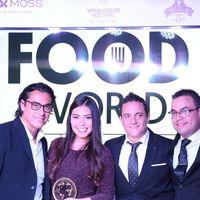 Food World reconoce y apoya al talento gastronómico mexicano