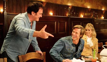 Gerard Butler no tiene rival en la taquilla de Estados Unidos pero no puede con Tarantino en España