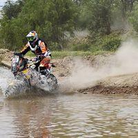 Una lesión en el Dakar 2016 deja a Antoine Meo fuera de la edición 2017