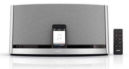 Bose SoundDock 10, diseño y sonido para tu iPod si puedes pagarlo
