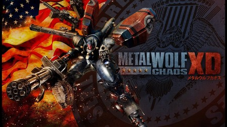 Metal Wolf Chaos XD: el clásico de From Software regresa  actualizado de la mano de Devolver Digital [E3 2018]