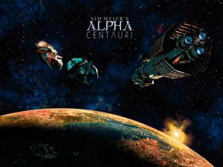 Sid Meier Alpha Centauri (SMAC)
