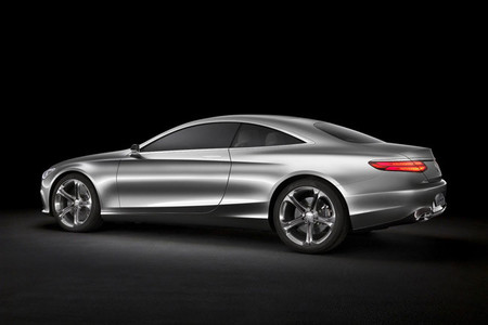 Mercedes-Benz Clase S Coupe