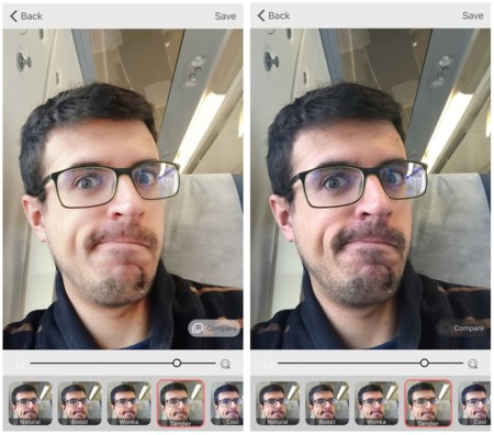 Microsoft Selfie Prueba