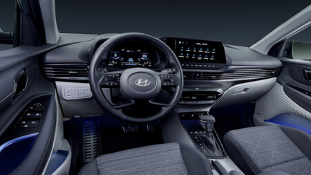 Hyundai Bayon 9