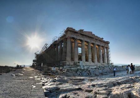 El FMI, el malo de la película en Grecia haga lo que haga