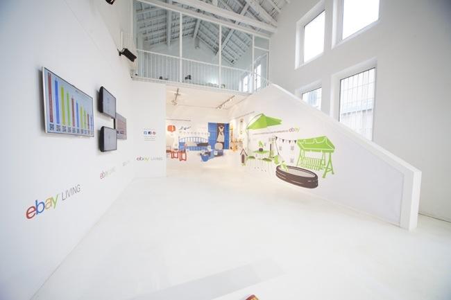 Foto de Interesantes ideas decorativas en el espacio eBay Living del FuoriSalone en Milán (1/8)