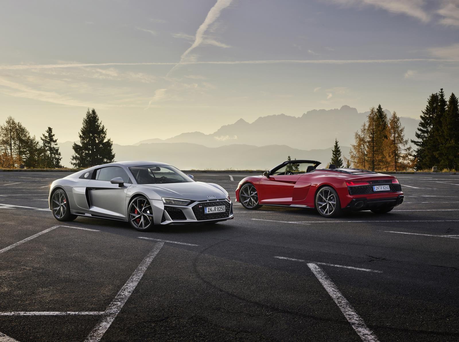 Foto de Audi R8 V10 RWS (10/12)