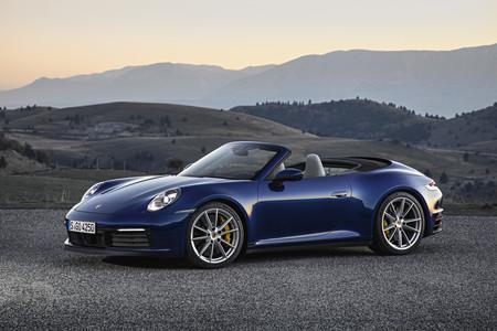 El nuevo Porsche 911 Cabriolet ya está aquí: así es el 992 descapotable que llega en marzo