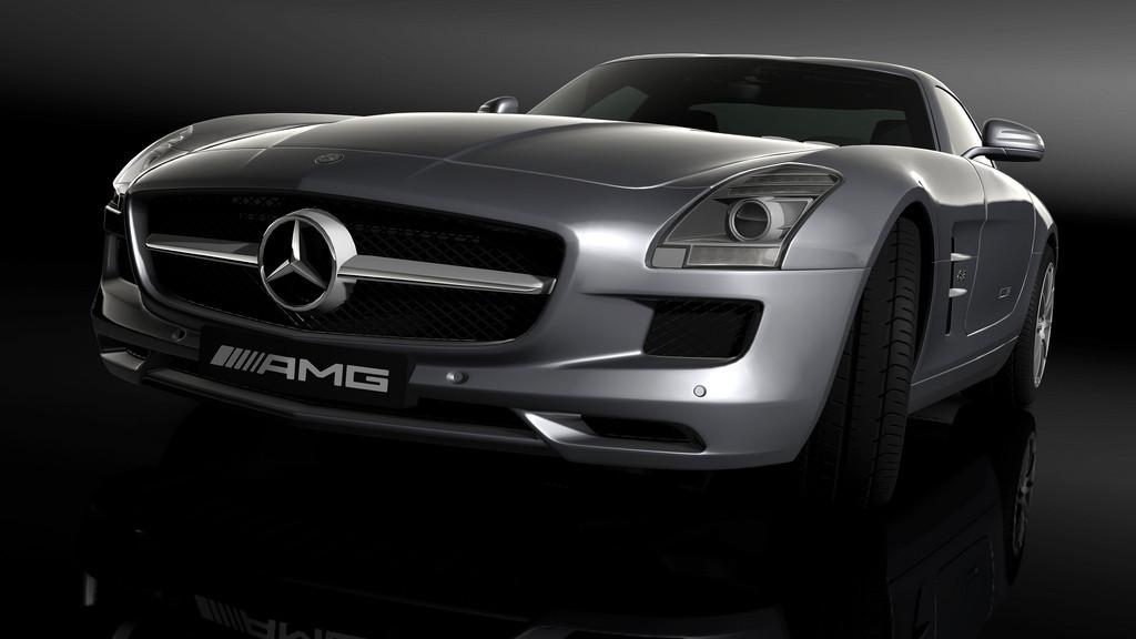 Foto de Gran Turismo 5 - SLS AMG (4/6)