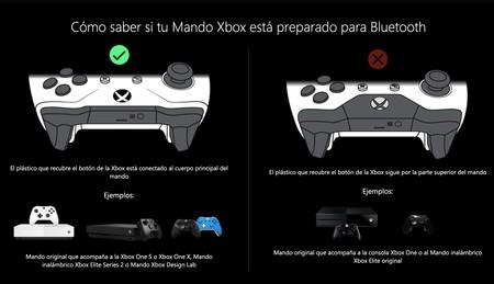 Mando Xbox Xcloud