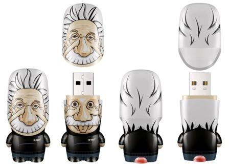 Mimobot de Einstein