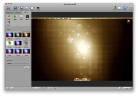 voila filtros capturas