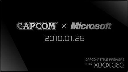 'Capcom x Microsoft'. ¿Qué será? Pronto lo sabremos