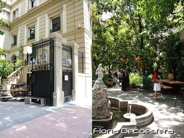 Mercadillo Hanbel-Madrid 2009. La visita (II)