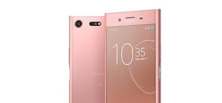 El Xperia XZ Premium en color rosa bronce estará disponible en junio