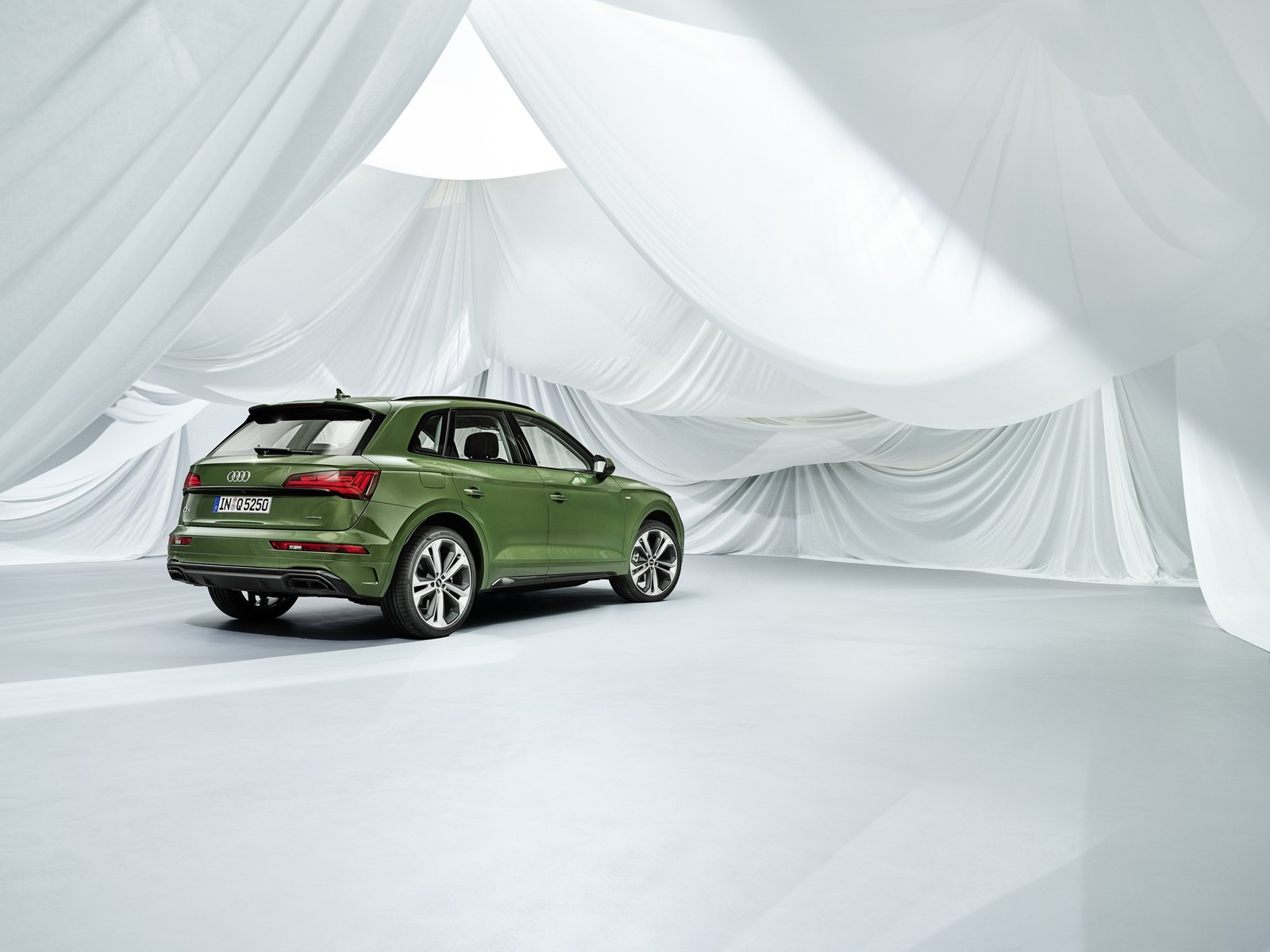Foto de Audi Q5 2020 (4/61)