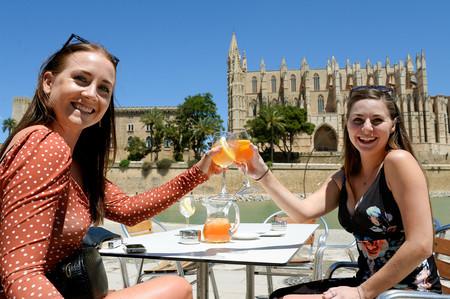 La lógica y la logística de la prueba piloto de Baleares: 10.900 turistas alemanes en quince días