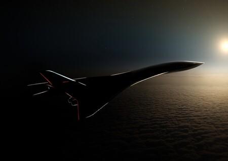Aerion prepara su siguiente supersónico: el AS3 promete Mach 4 y transportar hasta 50 pasajeros