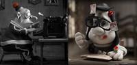 Philip Seymour Hoffman y Toni Collette serán 'Mary and Max' en plastilina