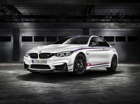Sólo tres unidades del BMW M4 DTM Champion Edition llegarán a México y éste es su precio