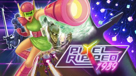 Pixel Ripped 1989 confirma su fecha de lanzamiento junto con un nuevo tráiler que será de lo más raro que verás hoy