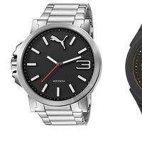 Hasta 60% de descuento en relojes Puma  en Amazon en una oferta Flash que dura hasta medianoche