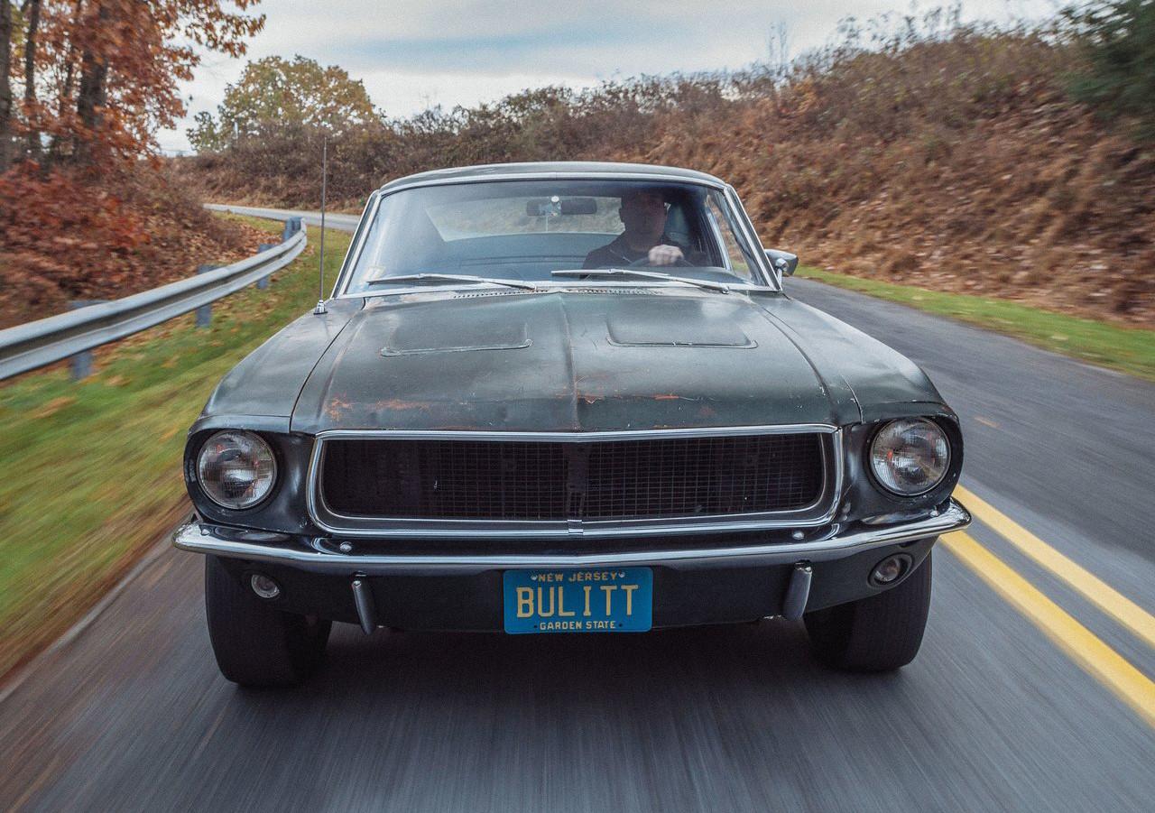 Foto de Ford Mustang Bullitt 1968 (3/13)