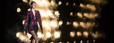 La colección Otoño-Invierno 2018/2019 de Saint Laurent saca el lado más oscuro de la maison