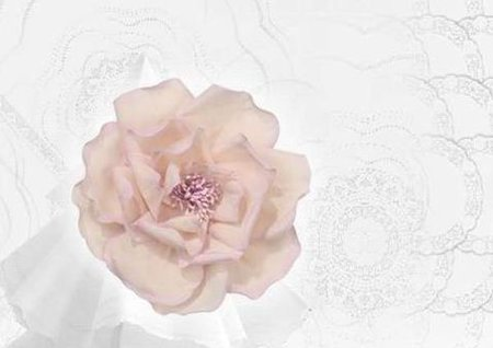 Broche-gardenia