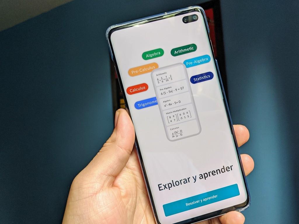 Esta app de Microsoft para matemáticas enseña a resolver paso a paso desde sumas hasta ecuaciones, así la puedes probar en México