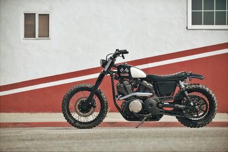 Yamaha Scr950 Yard Built025