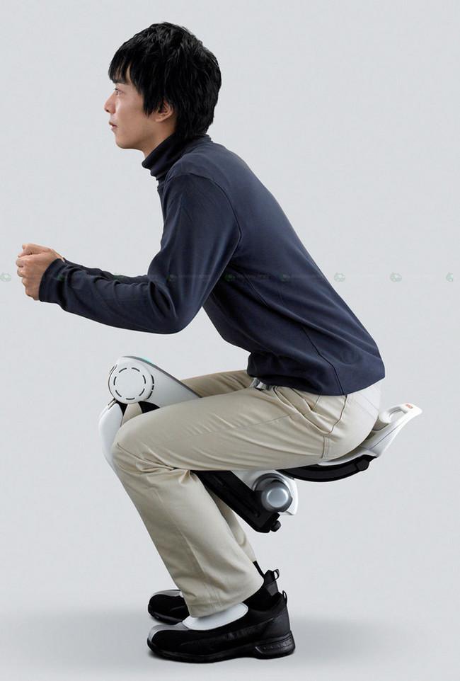 Foto de Honda. Sistema de andar (4/7)