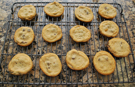 Cómo saber si las galletas están bien hechas