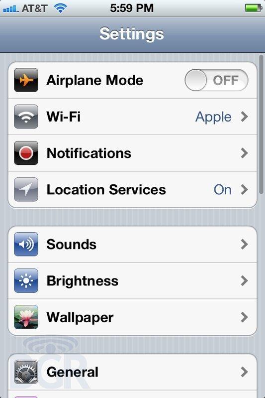 Foto de iOS 5 (10/35)