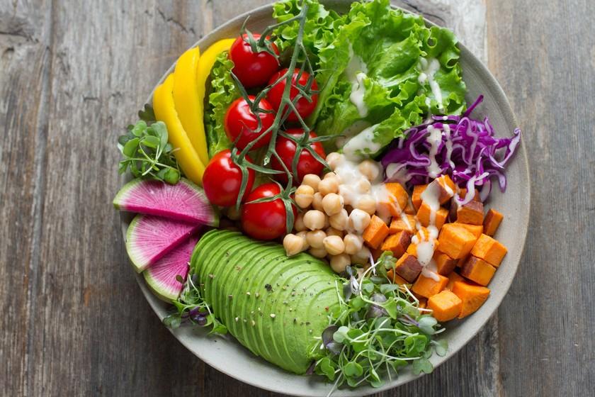 Recetas ligeras y saludables