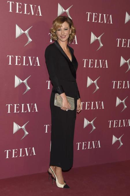 Susana Griso en la gala de premios T de Telva 2014