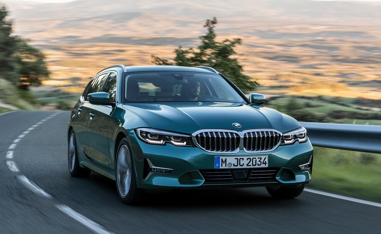 Foto de BMW Serie 3 Touring 2020 (9/28)