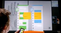 Envisioning Center: pantallas táctiles gigantes por doquier. El futuro según Microsoft